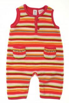 habits bébé Combinaison rayée polaire Gap 3 mois Gap