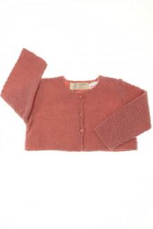 Habits pour bébé Boléro Zara 9 mois Zara