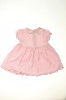 vêtements bébés Robe manches courtes Gap 6 mois Gap