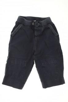 vêtements bébés Pantalon en toile Petit Bateau 6 mois Petit Bateau