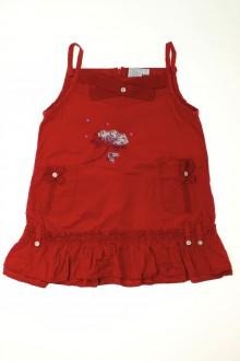 Habits pour bébé Robe à fines bretelles Cadet Rousselle 18 mois Cadet Rousselle