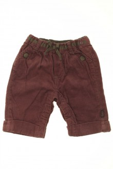 Habits pour bébé occasion Pantalon en velours fin Sergent Major 1 mois Sergent Major