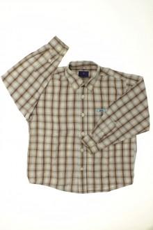 vetements enfants d occasion Chemise à carreaux Cyrillus 4 ans  Cyrillus