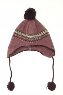 habits bébé Bonnet à pompons Obaïbi 6 mois Obaïbi