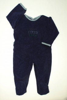 vetement marque occasion Pyjama/Dors-bien en éponge