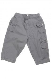 Pantalon en toile légère multipoches d'occasion de la marque Tartine et Chocolat en taille 12 mois Tartine et Chocolat