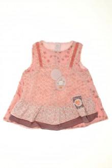 habits bébé occasion Robe sans manches Marèse 3 mois Marèse