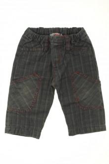 Habit d'occasion pour bébé Pantalon à carreaux Clayeux 6 mois Clayeux