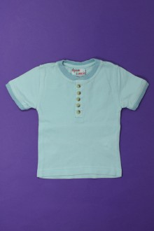 vêtements bébés Tee-shirt manches courtes