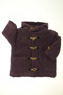 vêtements bébés Duffle-coat en velours fin Armor Kids 12 mois Armor Kids