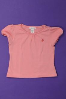 habits bébé Tee-shirt manches courtes Obaïbi 3 mois Obaïbi