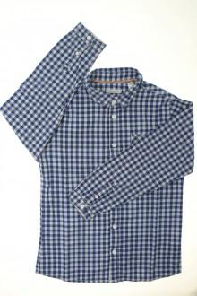 vêtements occasion enfants Chemise Vichy Okaïdi 10 ans Okaïdi