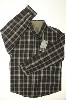 vetements enfants d occasion Chemise à carreaux - NEUF CFK 10 ans CFK