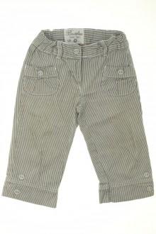 habits bébé Pantalon rayé Bout'Chou 18 mois Bout'Chou