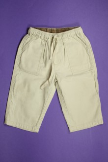 habits bébé Pantalon en toile Bonpoint 12 mois Bonpoint