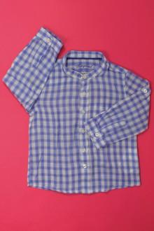 habits bébé occasion Chemise légère à carreaux Mayoral 18 mois  Mayoral