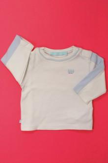 Habits pour bébé occasion Tee-shirt manches longues Obaïbi 3 mois Obaïbi