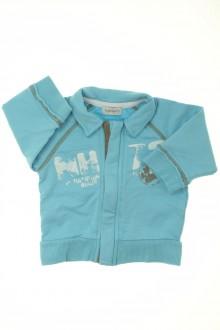 vêtements bébés Sweat zippé Timberland 3 mois Timberland