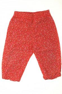 Habits pour bébé occasion Pantalon fleuri Catimini 12 mois Catimini