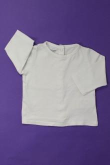 vetement bébé d occasion Tee-shirt manches longues Vertbaudet 3 mois Vertbaudet