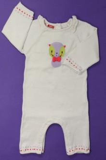 Habits pour bébé Combinaison DPAM 3 mois DPAM
