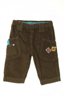 vêtements bébés Pantalon en velours côtelé Clayeux 3 mois Clayeux