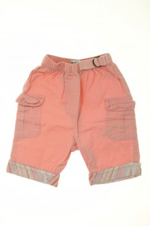 habits bébé occasion Pantalon en toile Alphabet 3 mois Alphabet