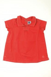 vêtements bébés Robe vareuse Petit Bateau 3 mois Petit Bateau