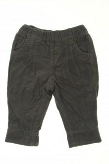 vêtements bébés Pantalon en velours fin Vertbaudet 3 mois Vertbaudet