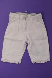 vêtements d occasion enfants Pantalon en lin mélangé Jacadi 2 ans Jacadi