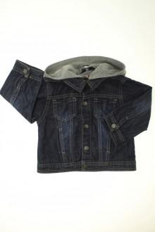 vetement bébé d occasion Veste en jean DPAM 18 mois DPAM