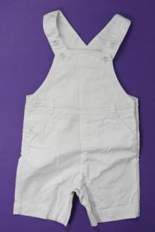 vêtements bébés Salopette courte Jacadi 18 mois Jacadi