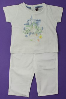 vetements d occasion bébé Ensemble pantalon et tee-shirt Sergent Major 9 mois Sergent Major