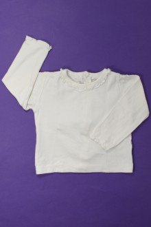 vetements enfant occasion Tee-shirt manches longues Acanthe 2 ans Acanthe