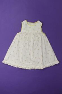 vêtements bébés Robe fleurie Jacadi 6 mois Jacadi
