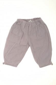 vêtements bébés Pantalon en velours fin Bout'Chou 9 mois Bout'Chou