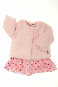 Habit d'occasion pour bébé Ensemble robe et gilet Kenzo 3 mois Kenzo