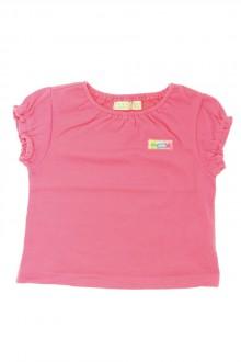 vêtements bébés Tee-shirt manches courtes Tape à l'Œil 12 mois Tape à l'œil