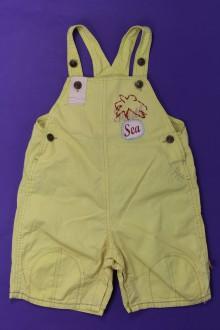 habits bébé Salopette courte Jean Bourget 18 mois Jean Bourget