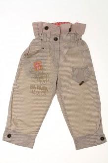 vetements enfants d occasion Pantalon rayé Marèse 3 ans Marèse