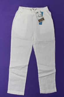 vêtements occasion enfants Pantalon en lin - NEUF CFK 6 ans CFK