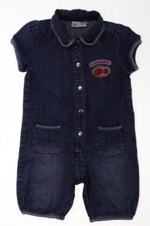 vêtements occasion enfants Combishort en jean DPAM 2 ans DPAM