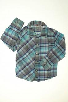 vetement occasion enfants Chemise à carreaux Clayeux 3 ans Clayeux