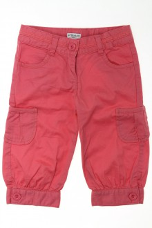 vêtements occasion enfants Pantacourt Cyrillus 4 ans Cyrillus