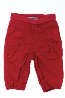 Habits pour bébé occasion Pantalon doublé Vertbaudet 3 mois Vertbaudet