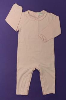 Habit d'occasion pour bébé Body long Obaïbi 9 mois  Obaïbi