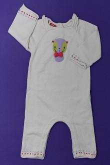 Habits pour bébé Combinaison en maille DPAM 6 mois DPAM
