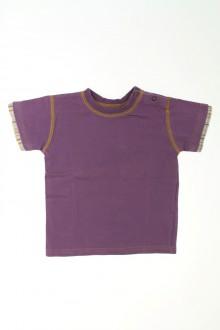 vêtements bébés Tee-shirt manches courtes Aubisou 18 mois Aubisou