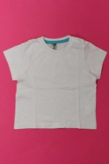 habits bébé occasion Tee-shirt manches courtes Orchestra 18 mois Orchestra