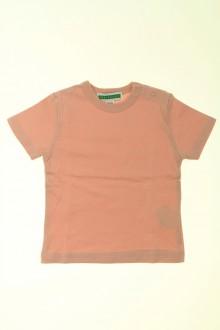 Habit de bébé d'occasion Tee-shirt manches courtes Vertbaudet 3 mois Vertbaudet